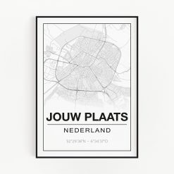 Jouw Plaats Plattegrond Studio216