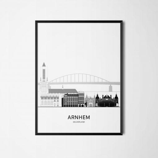 Aanzichtkaart Arnhem